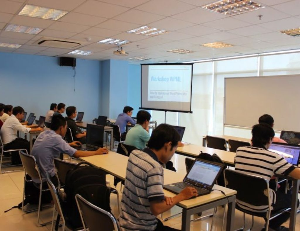 WPML workshop for Vietnamese WordPress Community