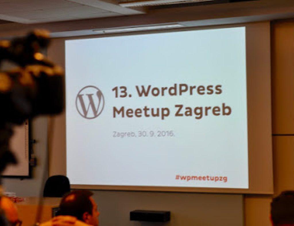 Meetup Zagreb